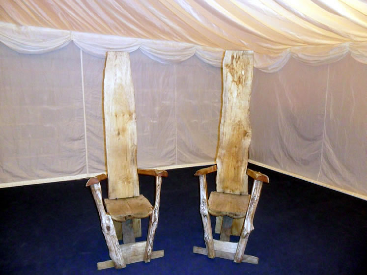 Wedding Furniture and Extras